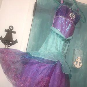 ARIEL Mermaid 🧜🏾♀️ Dress